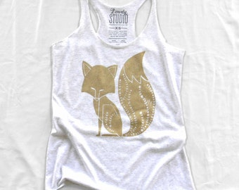 Foxy Fox - ladies tank