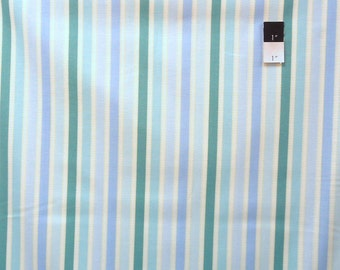 Dena Designs PWDF130 Pretty Little Things Shelby Blue Cotton Fabric 1 Yard