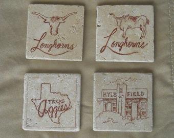 Stone Coasters Custom