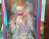 Crystal Barbie 1983 Vintage NRFB Collectible