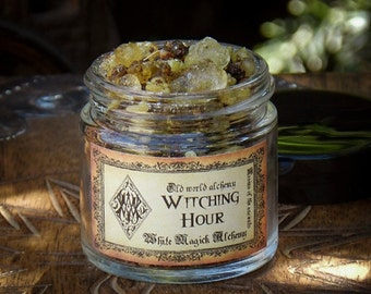WITCHING HOUR Resins of the Ancients . Old World Alchemy