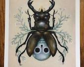 Secret Order of Coleoptera Print