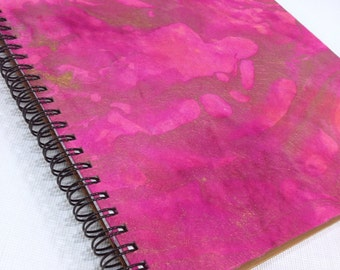 2016 Large Daily Planner - Reds & Pinks Part 1 - Appointment Books - CHOOSE YOUR COVER