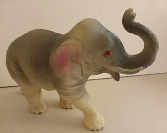 Antique 6 Inch Celluloid Elephant  CT465