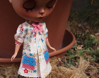 Blythe Dress - Milk Maid