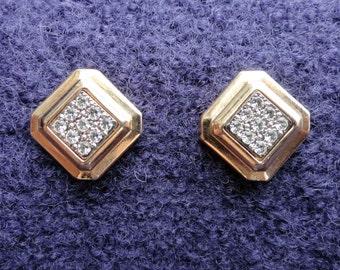 Avon Vintage Earrings