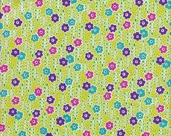 Anthology Fabrics Sweet Tooth Tiny Flowers - Half Yard