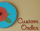RESERVED custom order for Amy