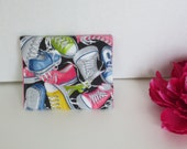 All star Wallet - Mini Wallet - Chucks - Converse - Wallet