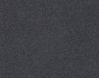 10 Yards CHARCOAL Heavy Waxed Oilcloth Cotton Canvas Duck Fabric For Apparel Bags Outdoor Gear Tents