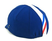 Grand Départ Cycling Cap (Vintage White)