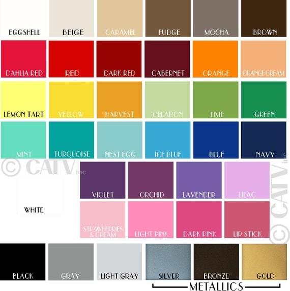 2 vinyl color samples vinyl lettering wall decal sticker for Vinyl lettering colors