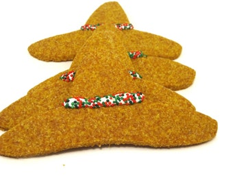 Organic Dog Treats - Sombrero Fiesta - All Natural Dog Treats Organic Cookies - Shorty's Gourmet Treats