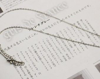 18 inches necklace chain