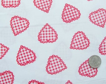 SALE - A Year of Love, Hearts, Valentines Day, Holly Hill Quilt, Henry Glass, 100% Cotton Quilt Fabric, Quilting