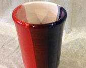 Pottery vase or tea glass