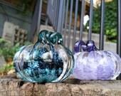 Turquoise and Purple Mini...