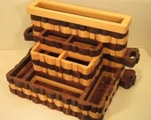 Tablet, Laptop,  4 TV Remote Organizer Handmade