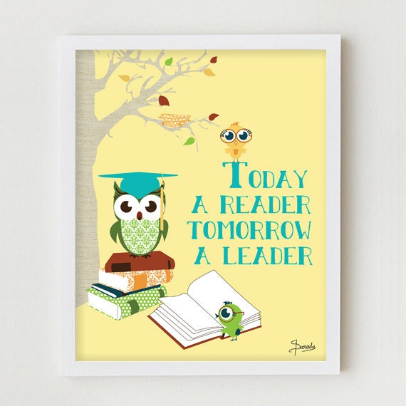 Classroom poster classroom art wall decor today a - Classroom wall decor ...