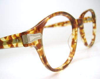 Vintage Robert la Roche Tortoise Eyeglasses Frame