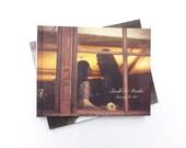 10x10 inch Custom Photo Finish Digital Photo Wedding Album