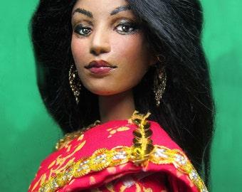 Maya 39 OOAK, Doll Only.