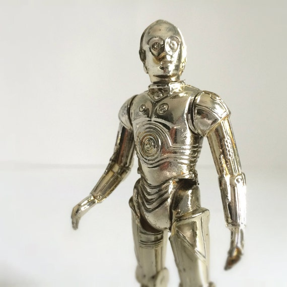 Original Star Wars Toys : Star wars action figure c po original kenner