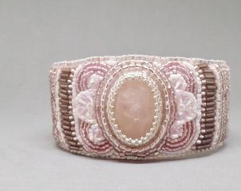 Pretty In Pink cuff