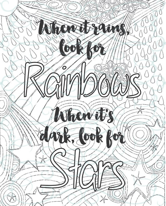 Inspirational Coloring Pages For Adults Adult Inspirational Coloring Page Printable 02Look For