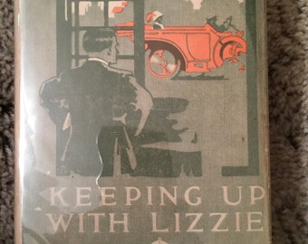 Keeping up with Lizzie-Irving Bacheller-1911