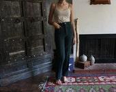 vintage Ox River high waist flared pants