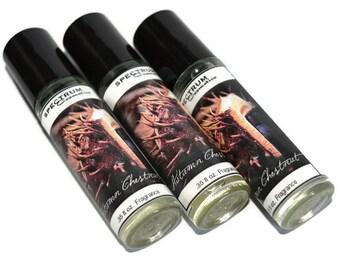 AUTUMN CHESTNUT Limited Edition Halloween Fall Fragrance