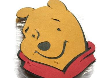 Winnie the Pooh lollipop favors