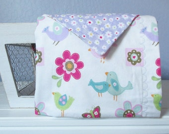 Sweet Birds Blanket, Baby and Toddler