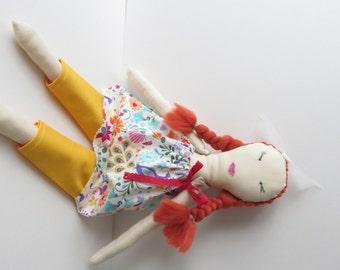 Rag Doll 'Isabel'