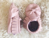 NEW Custom Jessica Style Moccasins, unique moccs for babies and toddlers