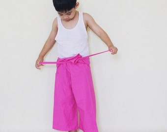 Kid's fisherman pants 3 Sizes Available