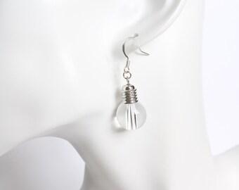 Light Bulb Earrings
