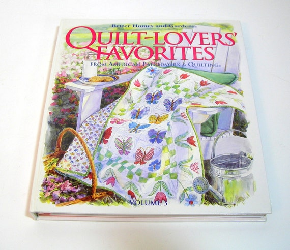 Quilt Lovers Favorites Volume 3 From American Patchwork