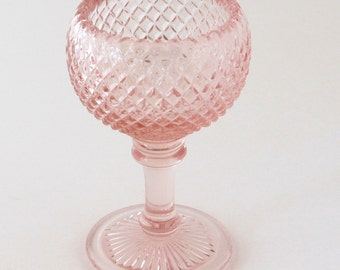 Westmoreland Pink Compote