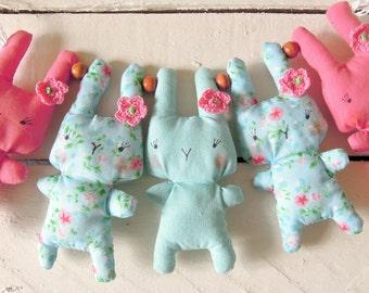 Bitsy Bunny Fabric Garland