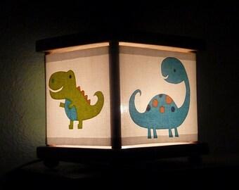 Dinosaur Night Light Dinosaurs Decor Lighting Nightlight