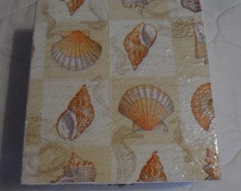 Shell  Design Jewelry/Trinket Box