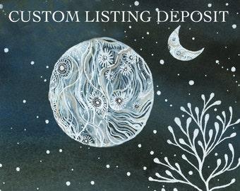 Custom Listing Deposit