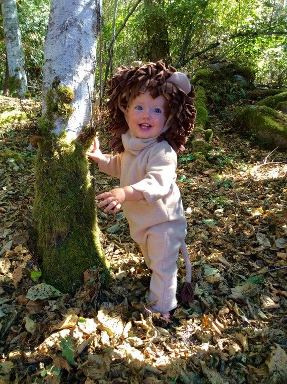 Lion Halloween Baby Costume
