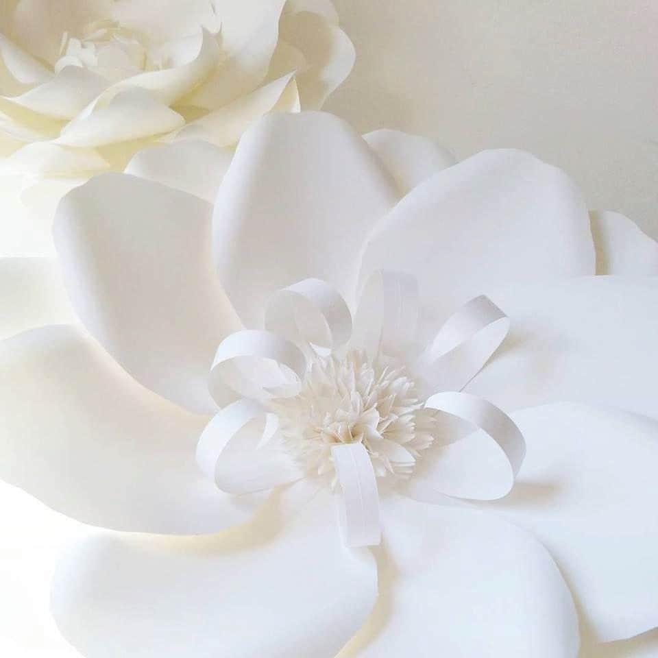 Extra large paper Flower Handmade Paper Flower custom