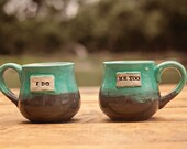 I do Me too wedding coffee cup - coffee mug