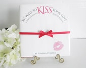 Book 365 Ways To Kiss Your Love - Guide To Creative Kissing Edmark
