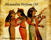ALEXANDRIA Perfume Oil -  Sweet Resins, Agarwood, Eastern Florals, Honey, Figs - Ancient Perfume