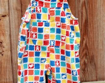 Color Me Happy Overalls
